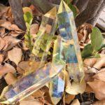 Yellow-melting-crystal-yellow-quartz-crystal-wand